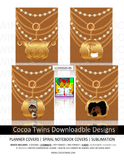 ALL ZODIAC SIGNS - 12292020-05 Digital Download  - Printable and Downloadable Designs | Planner Covers | Spiral Notebooks | Sublimation | Travel Mugs | TShirts and More!