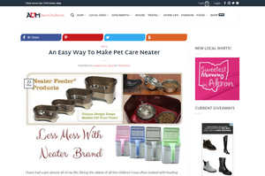 Akron Ohio Moms Blog: Less Mess with Neater Brand