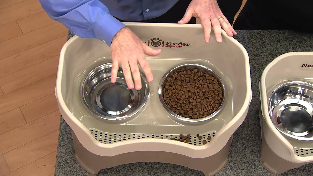What Is a Neater Feeder?