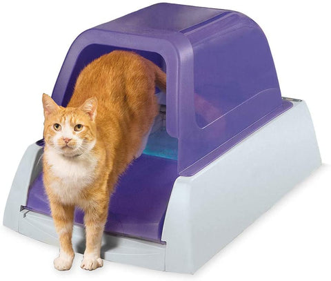 PetSafe Scoop-Free Ultra Self-Cleaning Litter Box