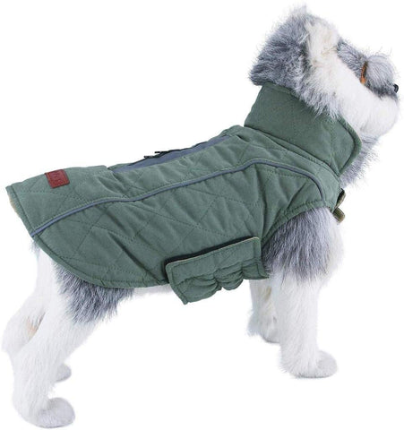 ThinkPet Reversible Dog Coat