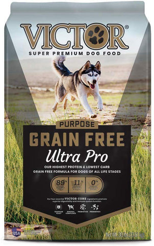 Victor Purpose Grain-Free Ultra Pro