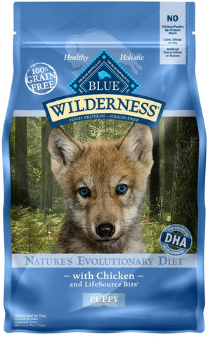 Blue Wilderness Dry Puppy Food