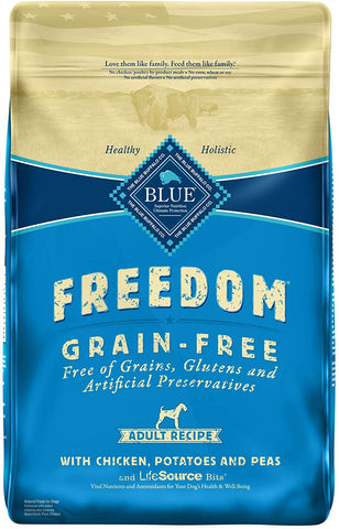 Blue Buffalo Freedom Grain-Free Chicken Recipe