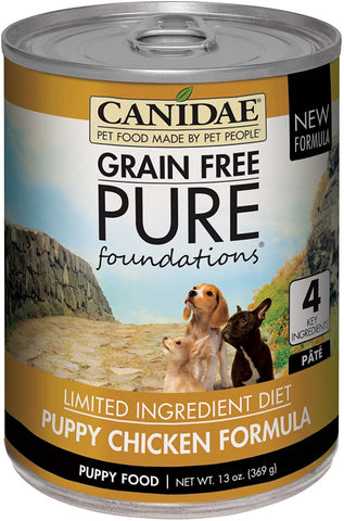 Canidae Limited Ingredient Diet Puppy Chicken Formula