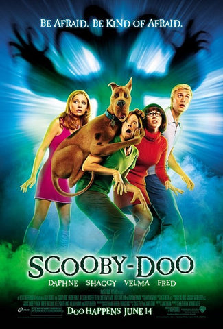 Scooby-Doo movie poster