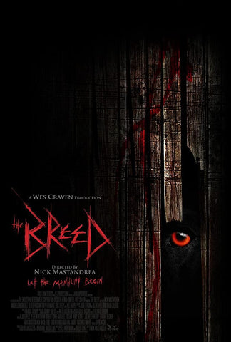 The Breed movie poster