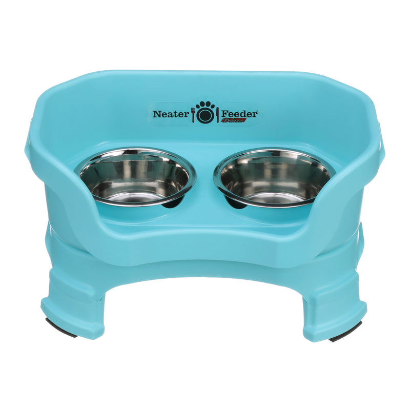 DELUXE Neater Feeder with Leg Extensions for Dogs
