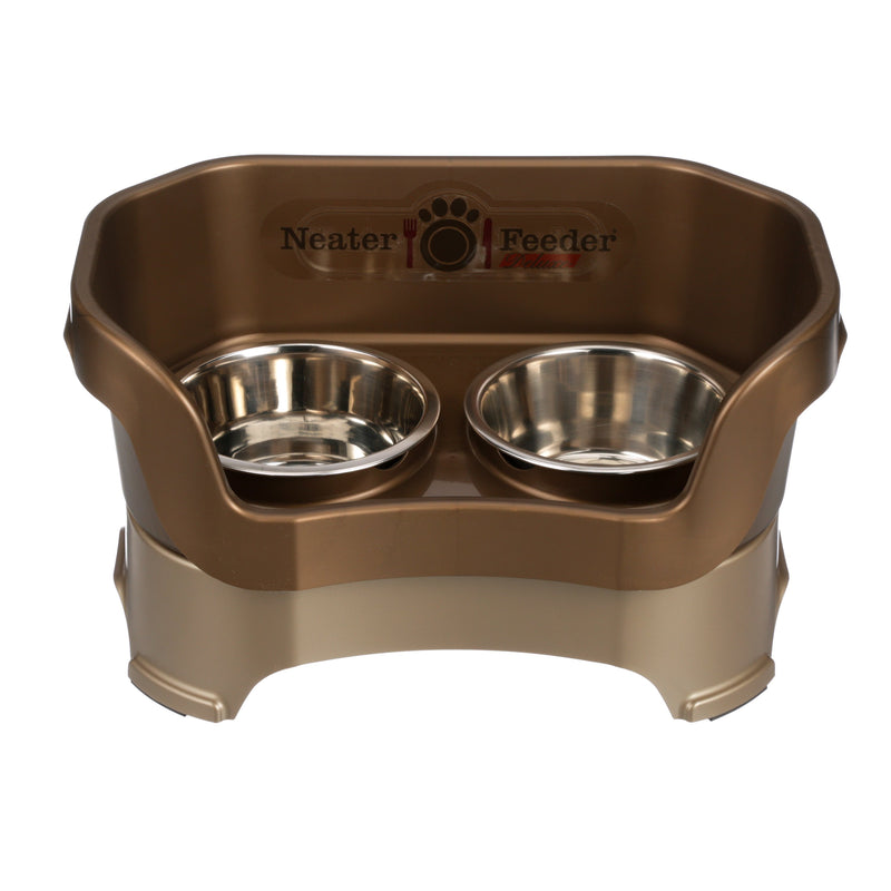 Neater Feeder Deluxe -  Med Dog (18-35 lbs.)