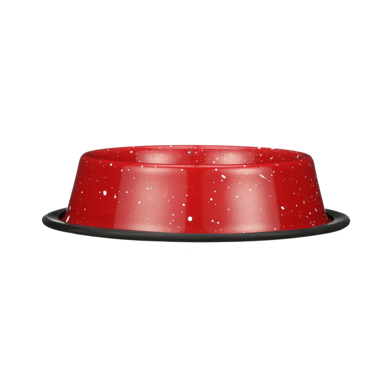 Camping Bowl Red