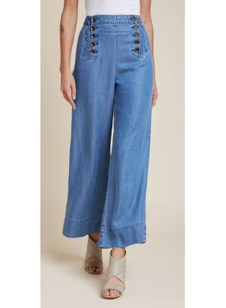 Ella Moss Sailor Pant