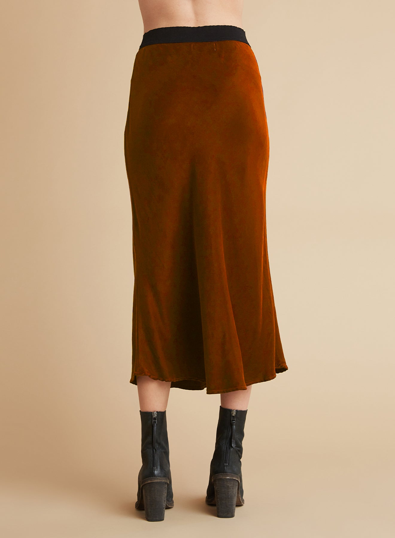 Bella Dahl Midi Skirt