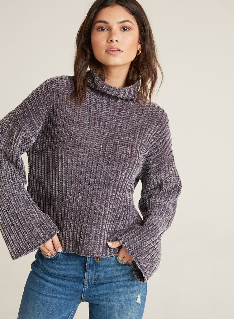 Bella Dahl Turtle Neck Sweater