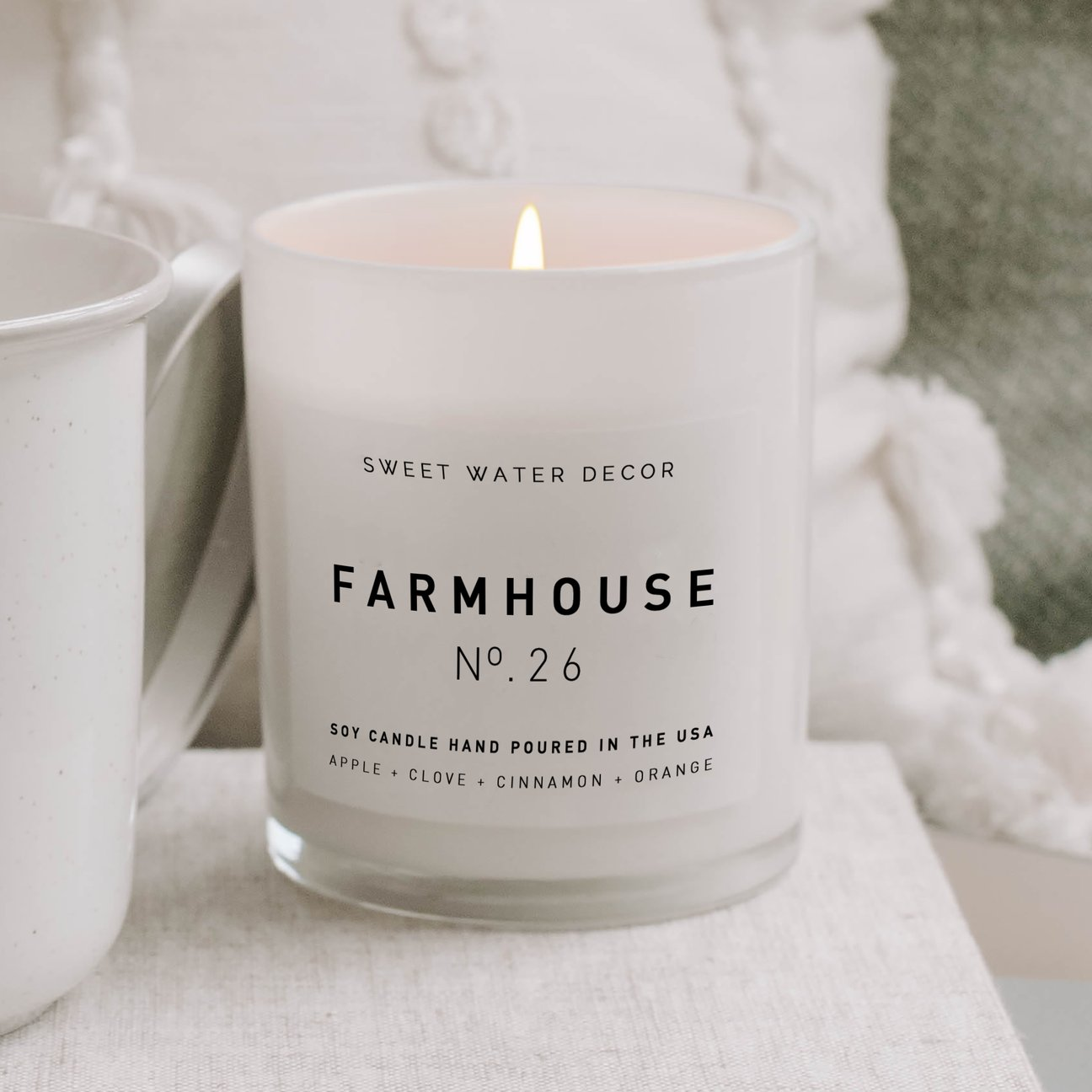 SWD Farmhouse Soy Candle