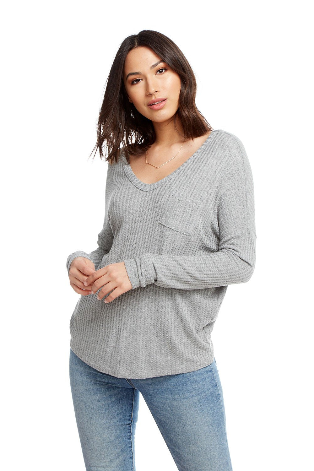 Chaser Thermal Long Sleeve Pullover