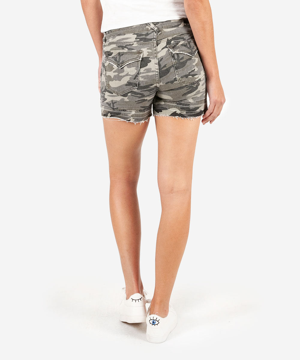 KUT Alice Short- Camo
