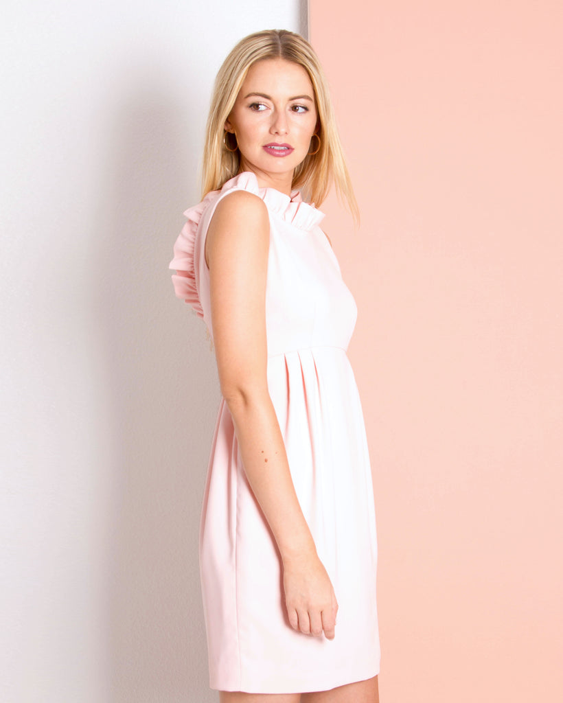 Camilyn Beth Go Go Dress- Light Pink