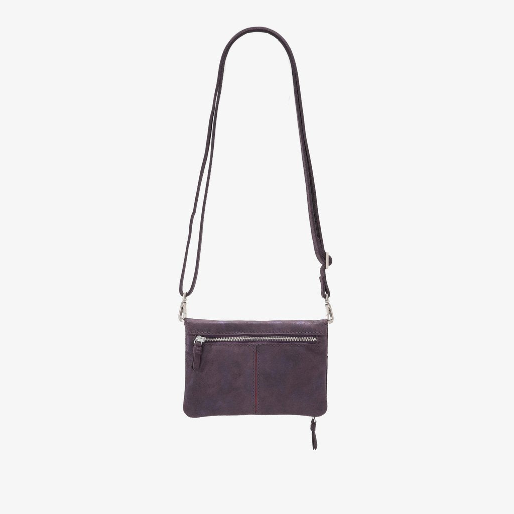 Hammitt Stadium Crossbody- Grape
