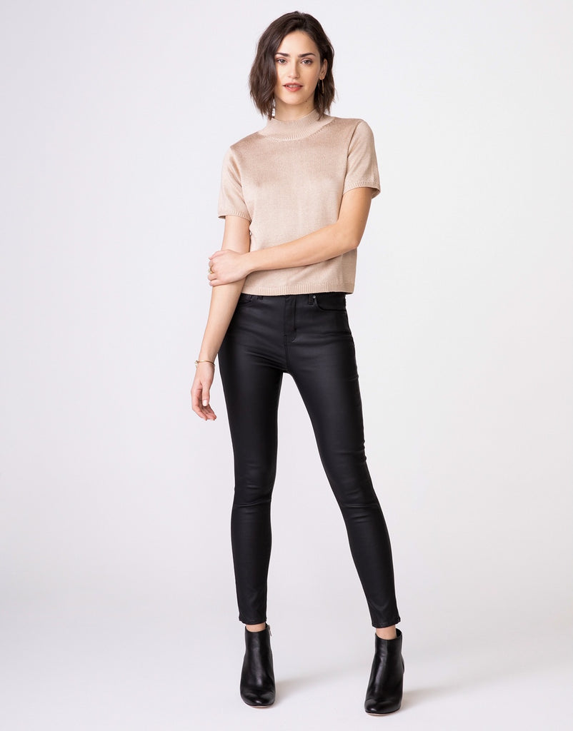 Unpublished Olivia High Rise Skinny in Burnished