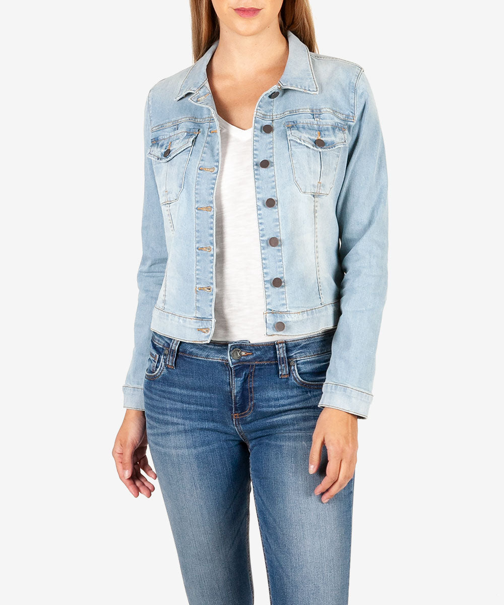KUT Amelia Denim Jacket