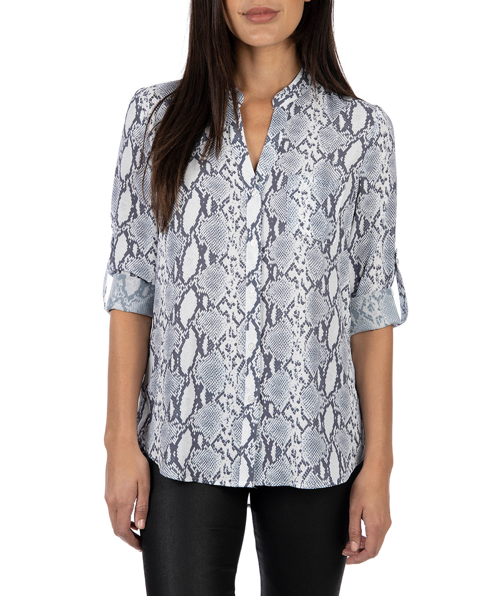 KUT Harper Button Down Top