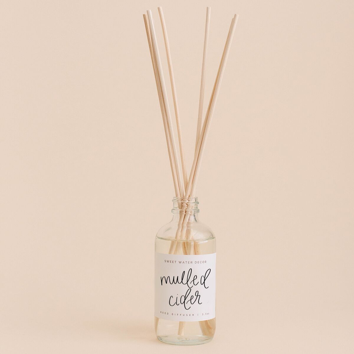 SWD Mulled Cider Reed Diffuser