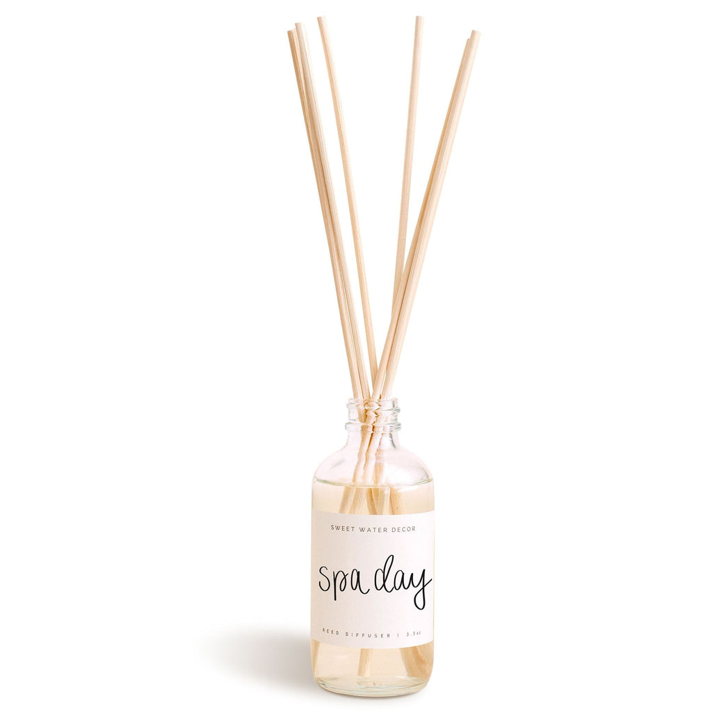 SWD Spa Day Reed Diffuser