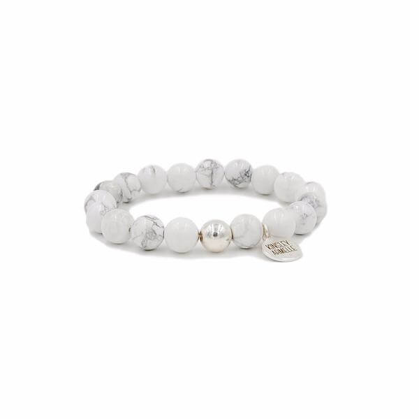 Eternity Collection- Silver Pepper Bracelet
