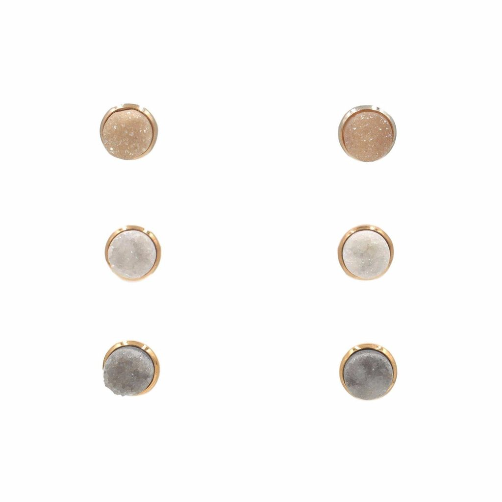 Kinsley Armelle Quartz Earrings Set
