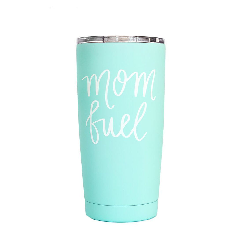 SWD Mom Fuel Metal Travel Mug