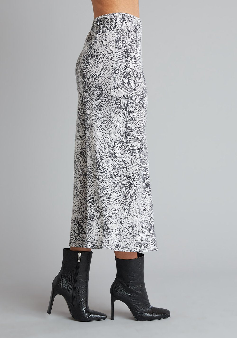 Bella Dahl Bias Midi Skirt