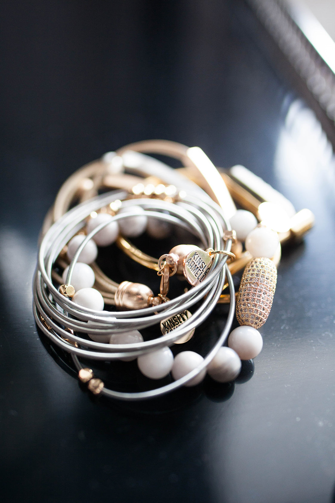Metallic Collection- Ory Bracelet