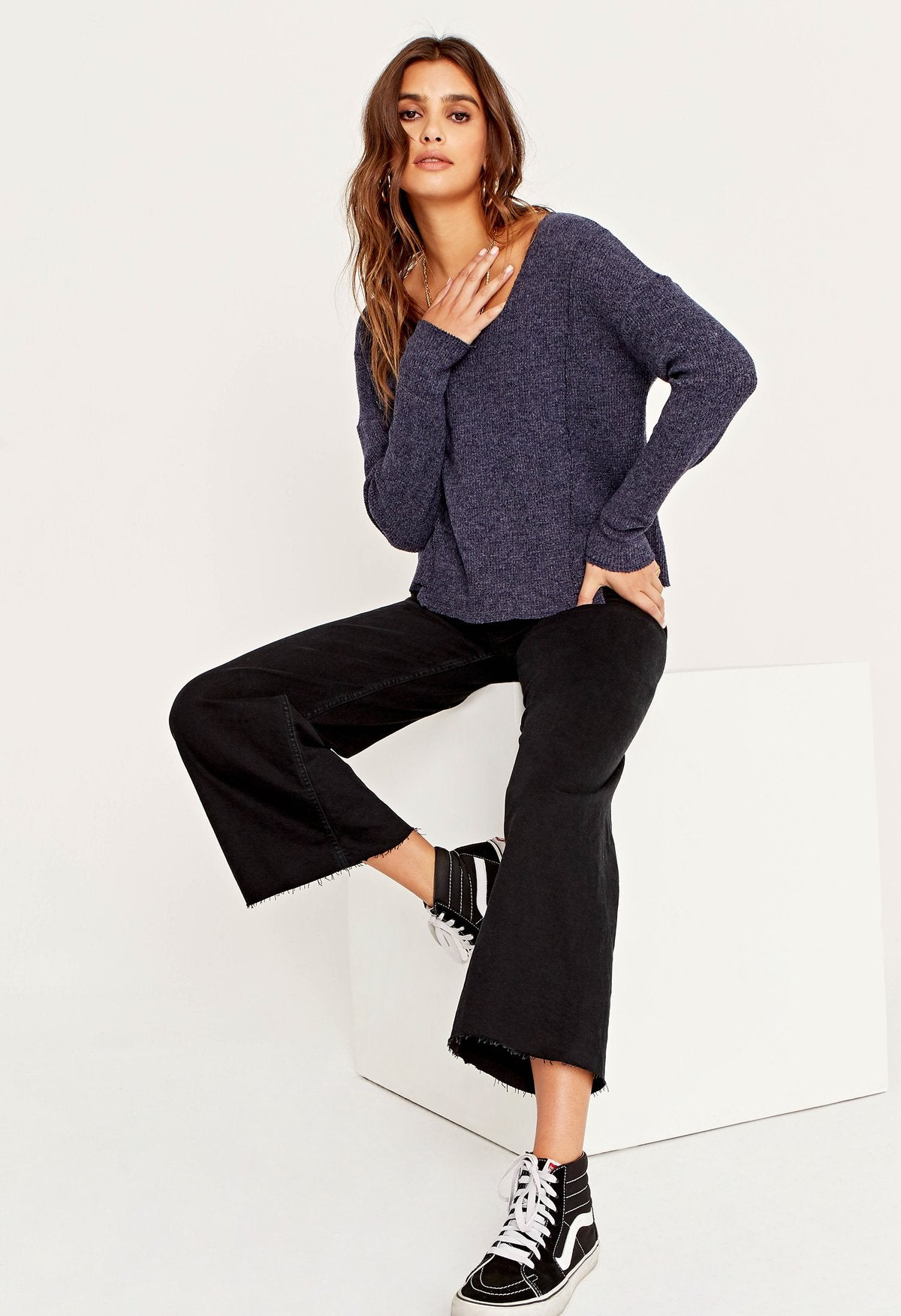 Project Social T Arielle Seamed Cozy Thermal
