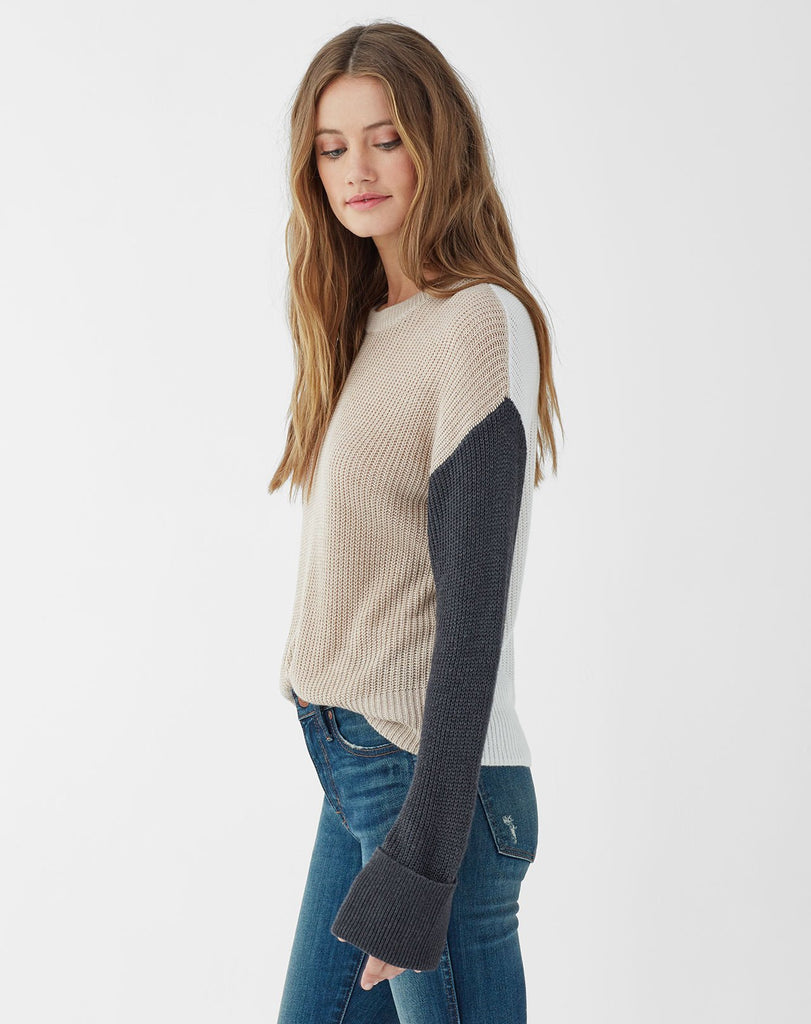 Splendid Calico Sweater (hide)