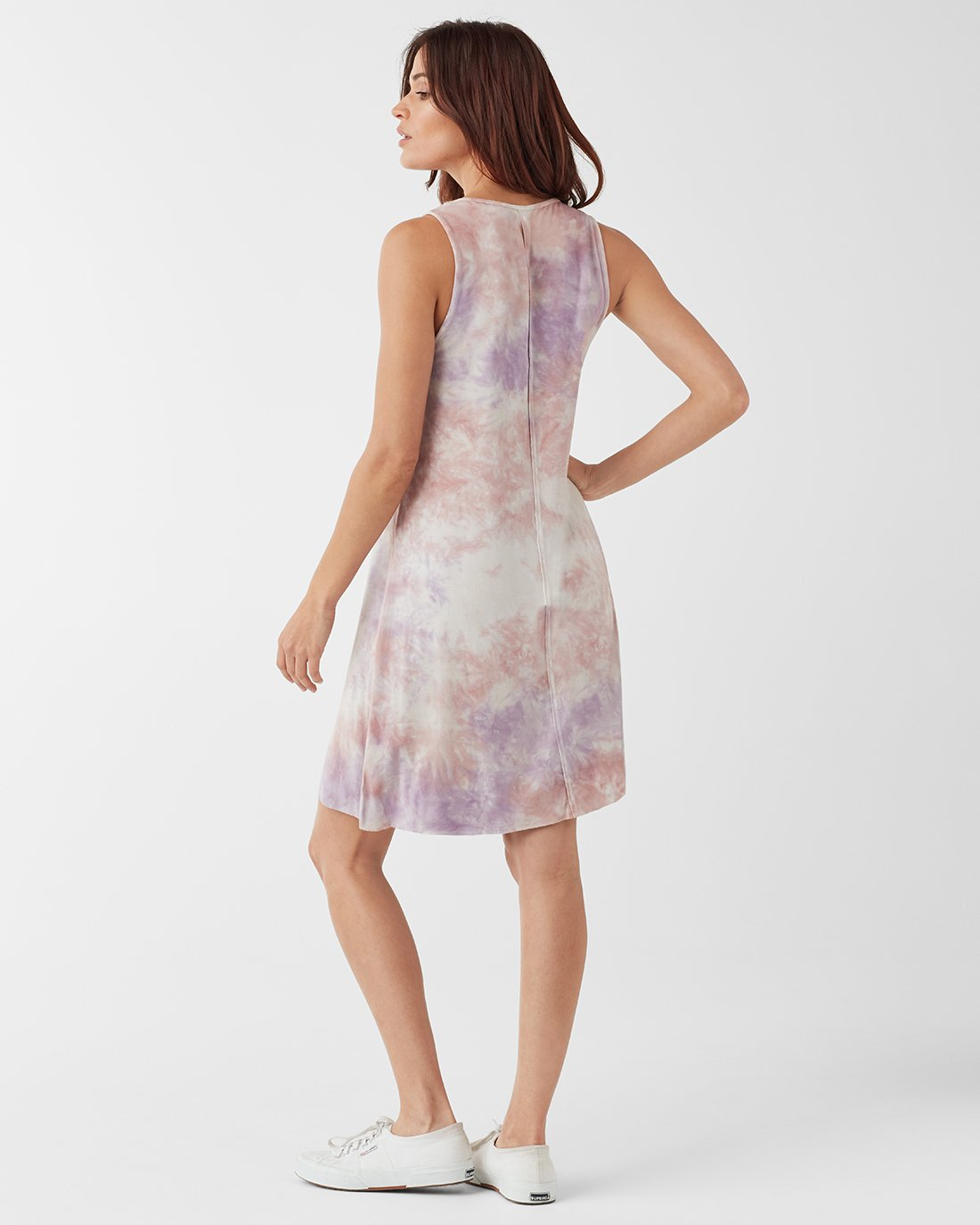 Splendid Purple Haze Tank Dress