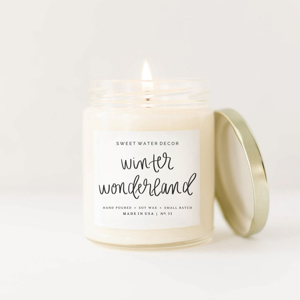 SWD Winter Wonderland Soy Candle