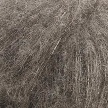 Brushed Alpaca Silk Uni 03 Grey Garn