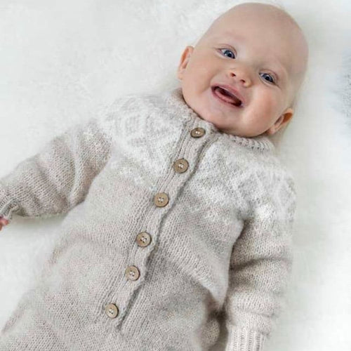 Strikk The Look; Cortina heldress baby Katalog