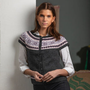 Strikk The Look: Petrine-vest Katalog