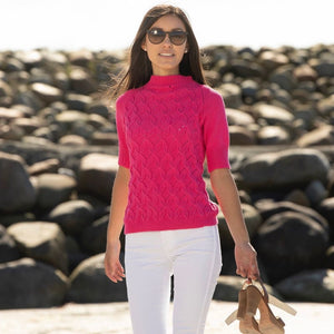 Strikk The Look: Strandli-topp Tmp
