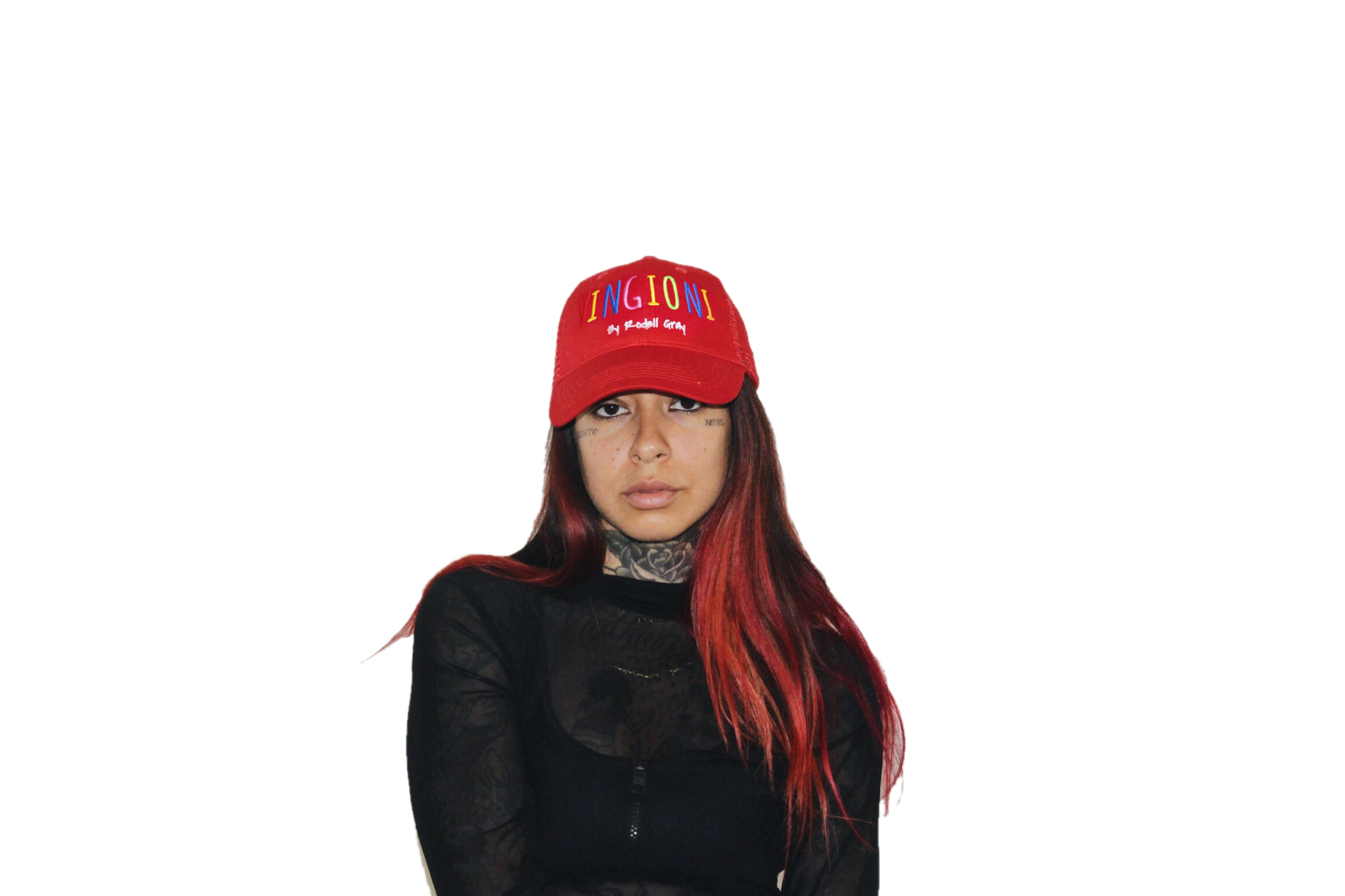 Concept 050 (Red Cap) taxes and shipping included worldwide