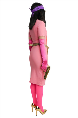 Concept 047 (Pink Dress) taxes and shipping included worldwide