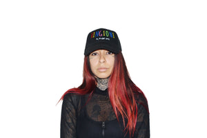 Concept 048 (Black Cap) taxes and shipping included worldwide