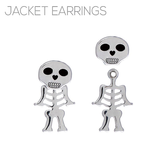 Skeleton Ear Jackets