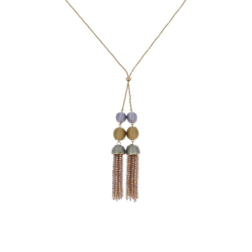 Tia Tassel Necklace