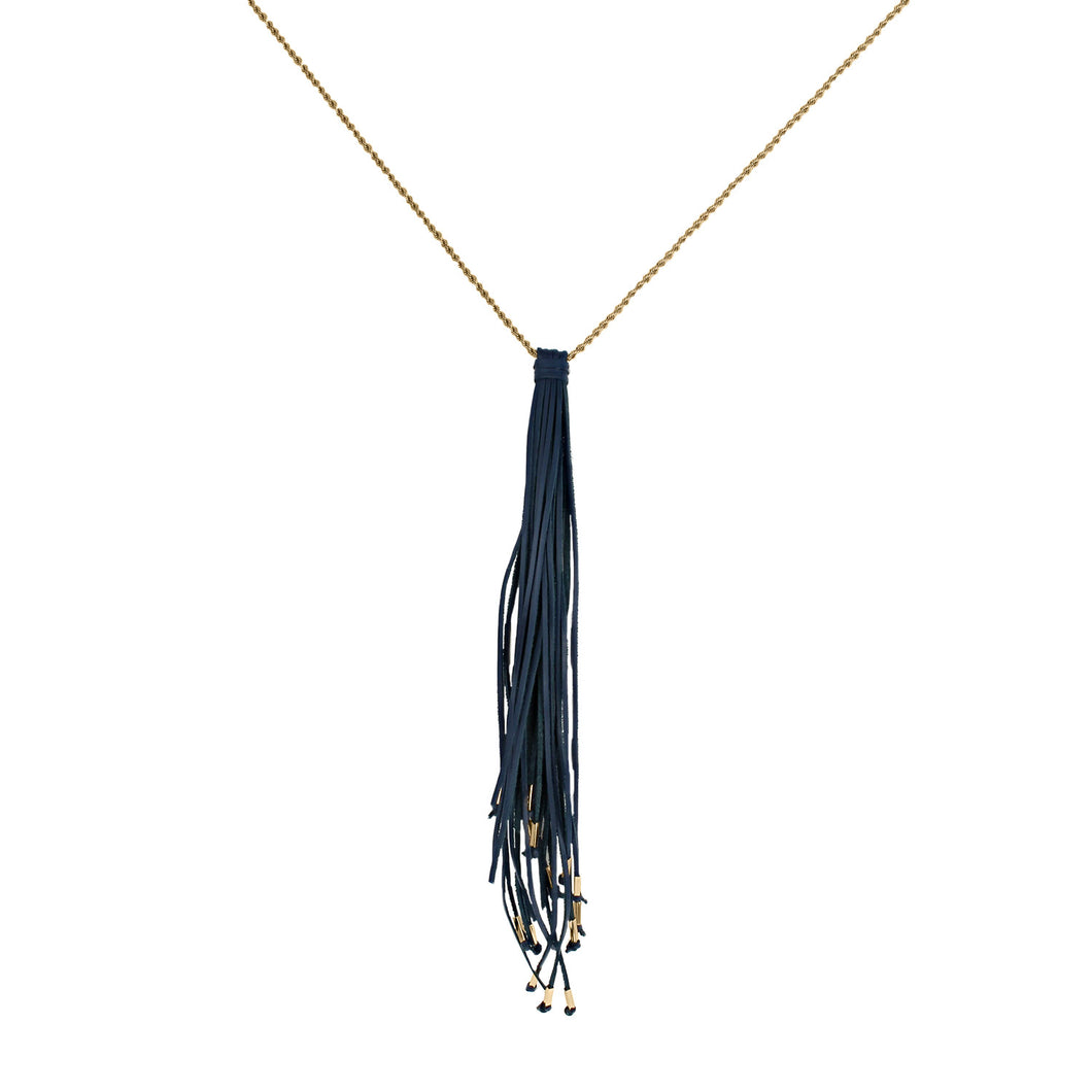Wylder Tassel Necklace