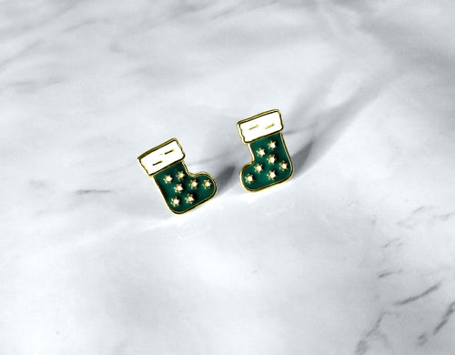 Starry Stocking Studs