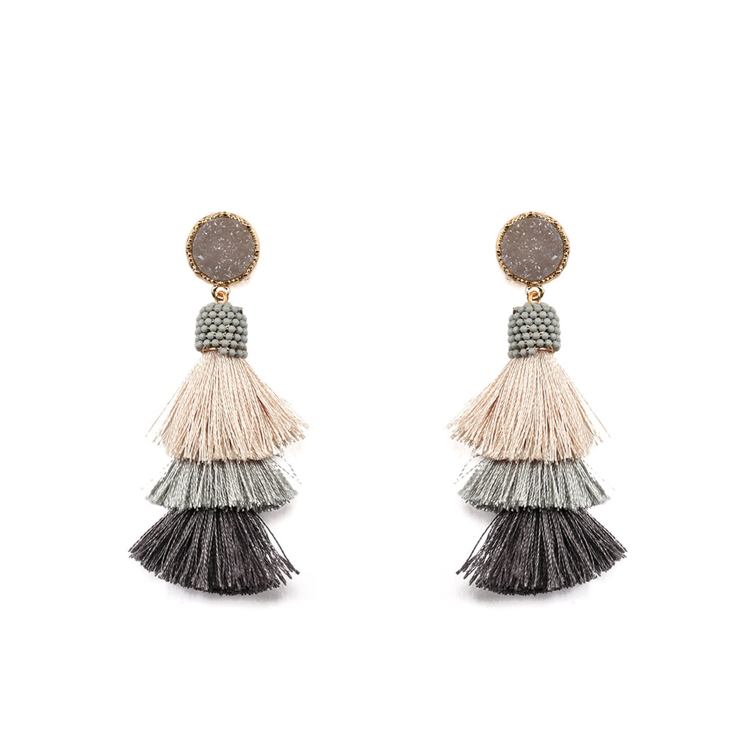 Maggie Tassel Earrings