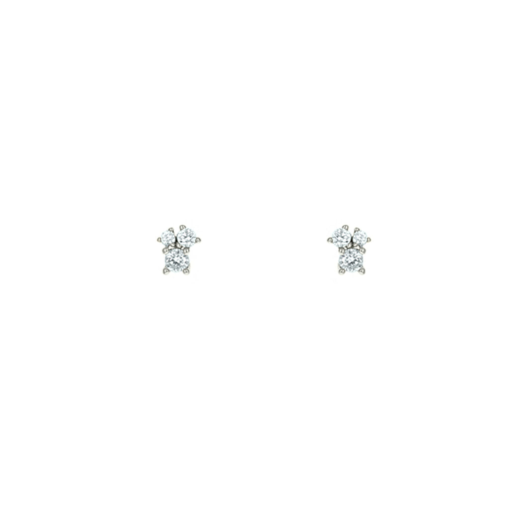 Maia Cluster Studs