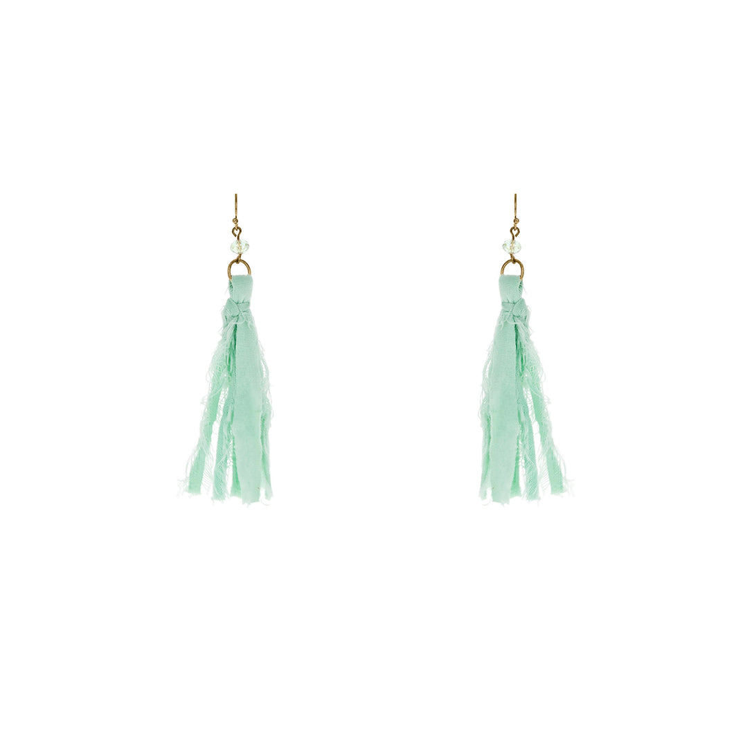 Tess Tassel Earrings